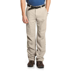 Maier Sports Nil Pantalones enrollables Hombre, feather gray
